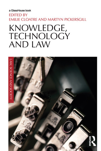 Knowledge, Technology and Law book cover