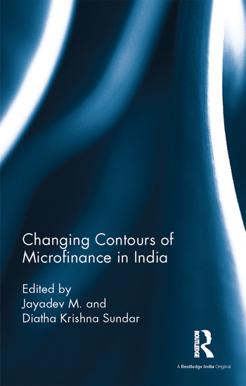Changing Contours of Microfinance in India book cover