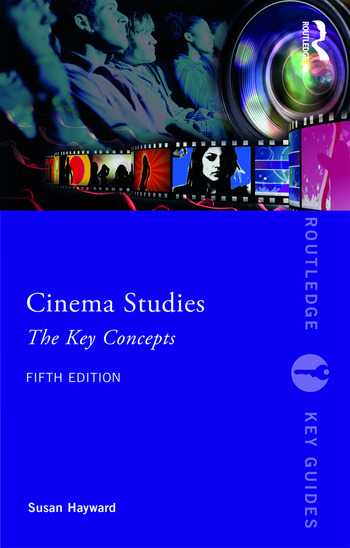 Cinema Studies The Key Concepts book cover