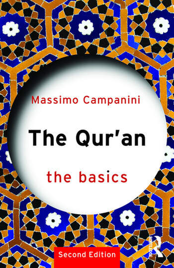The Qur'an The Basics book cover