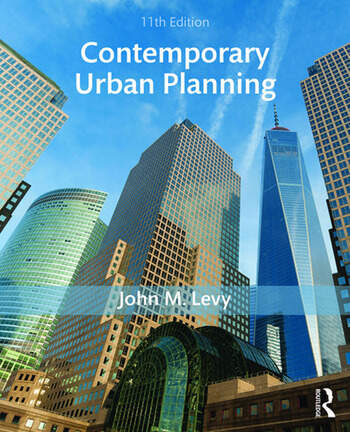 Contemporary Urban Planning book cover