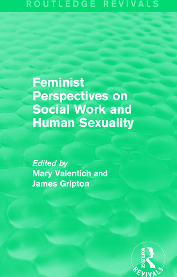 Feminist Perspectives on Social Work and Human Sexuality book cover