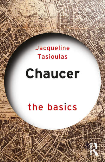 Chaucer: The Basics book cover