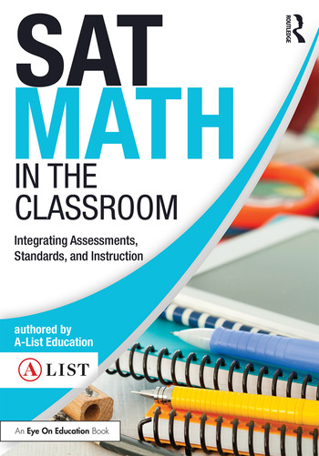 SAT Math in the Classroom Integrating Assessments, Standards, and Instruction book cover