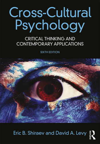 Cross-Cultural Psychology Critical Thinking and Contemporary Applications, Sixth Edition book cover