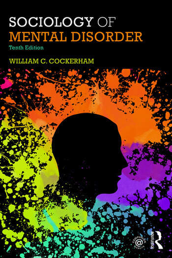 Sociology of Mental Disorder book cover