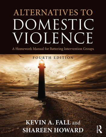 Alternatives to Domestic Violence A Homework Manual for Battering Intervention Groups book cover