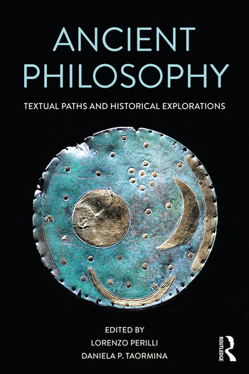 Ancient Philosophy Textual Paths and Historical Explorations book cover