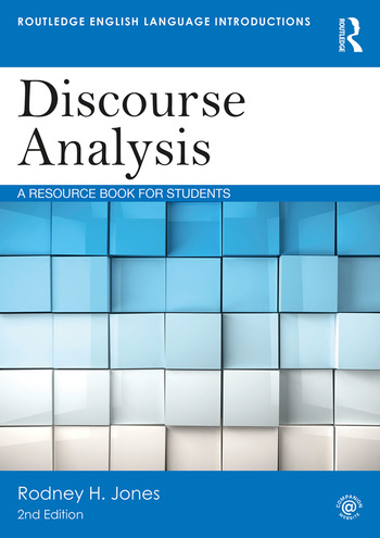 Discourse Analysis A Resource Book for Students book cover