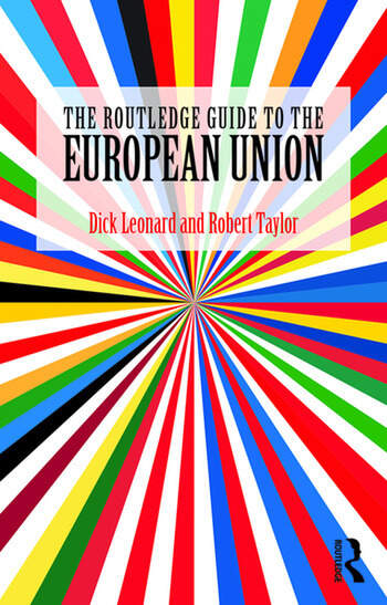 The Routledge Guide to the European Union book cover