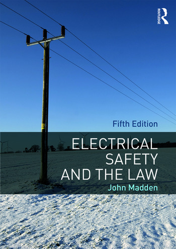 Electrical Safety and the Law book cover