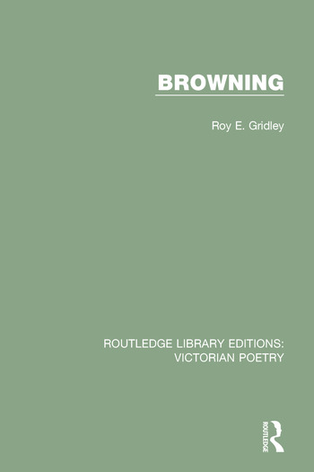 Browning book cover