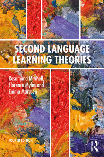 Second Language Learning Theories Fourth Edition book cover