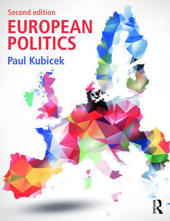 European Politics book cover