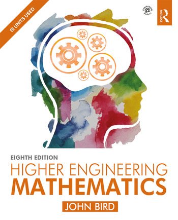 Higher Engineering Mathematics book cover