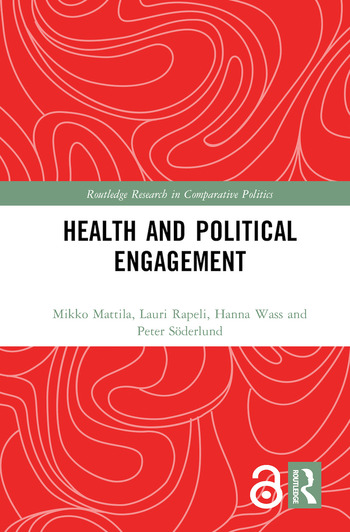 Health and Political Engagement book cover