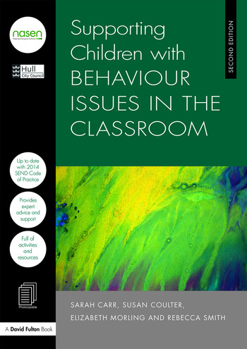 Supporting Children with Behaviour Issues in the Classroom book cover