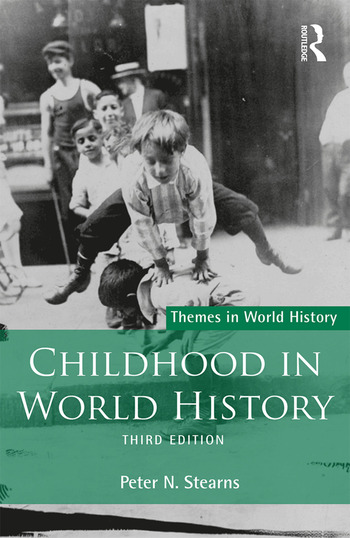 Childhood in World History book cover