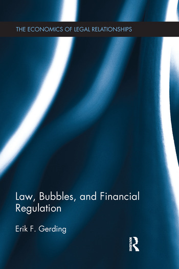 Law, Bubbles, and Financial Regulation book cover