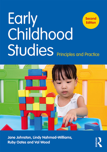 Early Childhood Studies Principles and Practice book cover