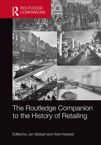 The Routledge Companion to the History of Retailing book cover