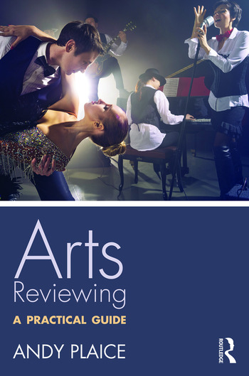 Arts Reviewing A Practical Guide book cover