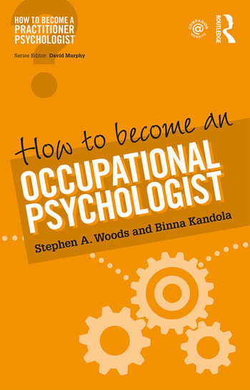 How to Become an Occupational Psychologist book cover