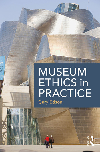 Museum Ethics in Practice book cover