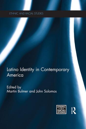 Latino Identity in Contemporary America book cover