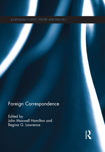 Foreign Correspondence book cover