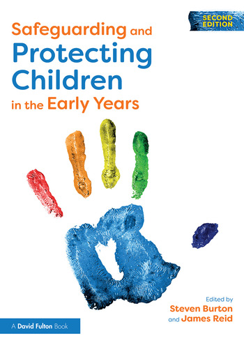Safeguarding and Protecting Children in the Early Years book cover