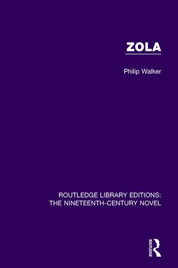 Zola book cover