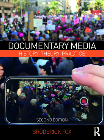 Documentary Media History, Theory, Practice book cover