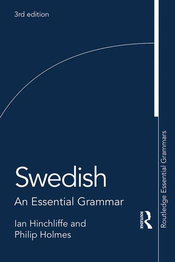 Swedish An Essential Grammar book cover