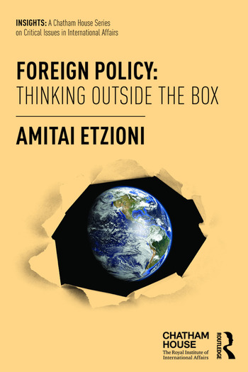 Foreign Policy: Thinking Outside the Box book cover