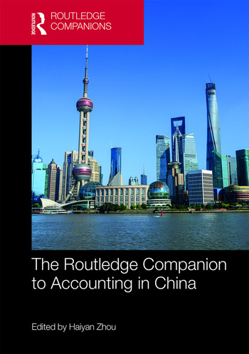 The Routledge Companion to Accounting in China book cover