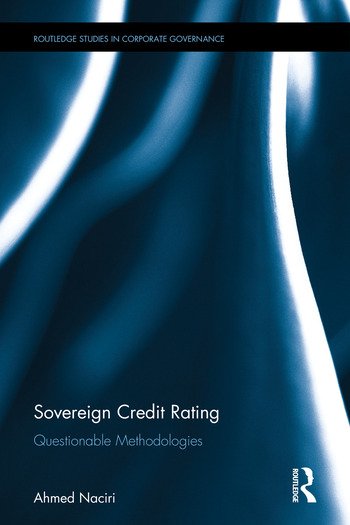 Sovereign Credit Rating Questionable Methodologies book cover
