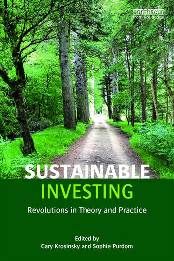 Sustainable Investing Revolutions in theory and practice book cover
