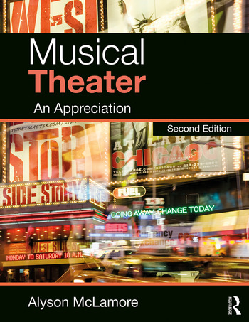 Musical Theater An Appreciation book cover