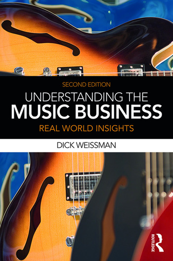 Understanding the Music Business Real World Insights book cover