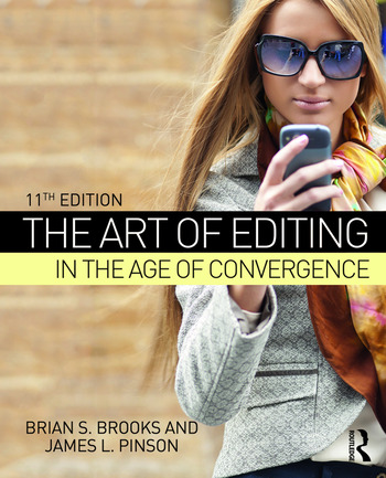 The Art of Editing in the Age of Convergence book cover
