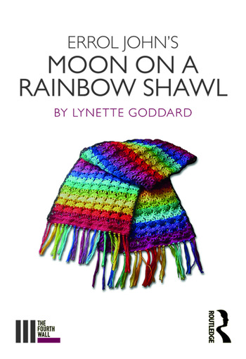 Errol John's Moon on a Rainbow Shawl book cover