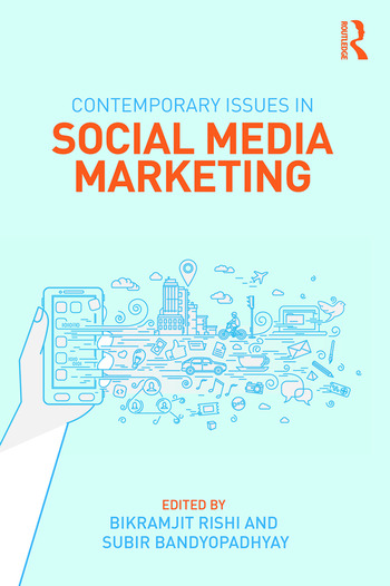 Contemporary Issues in Social Media Marketing book cover