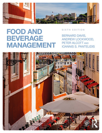 Food and Beverage Management book cover