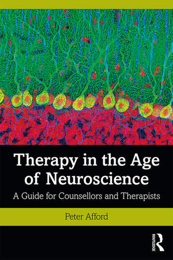 Therapy in the Age of Neuroscience A Guide for Counsellors and Therapists book cover
