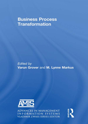 Business Process Transformation book cover