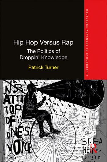 Hip Hop Versus Rap The Politics of Droppin' Knowledge book cover