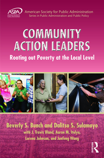 Community Action Leaders Rooting Out Poverty at the Local Level book cover