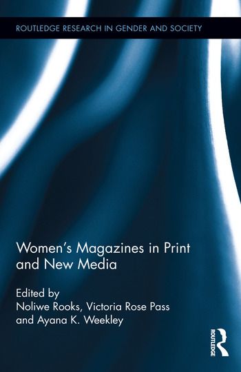 Women's Magazines in Print and New Media book cover