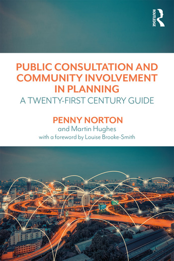 Public Consultation and Community Involvement in Planning A twenty-first century guide book cover